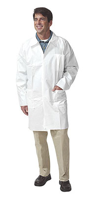 Protective clothing - lab coat size L