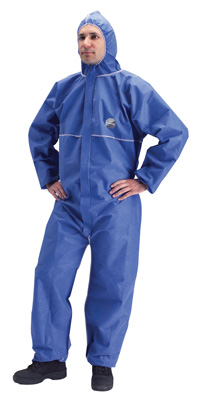 proshield 10 coverall blue L Largearge