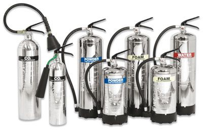 6 litre water stainless steel extinguisher