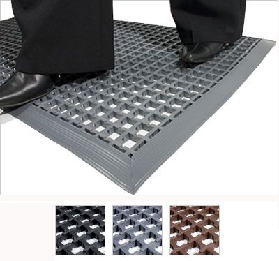 Entrance mats - entramat brown