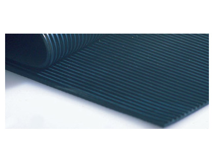 0.9 x 10 metre fine fluted matting 3 mm thick 1