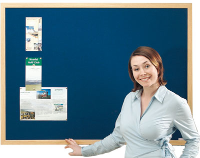 Notice boards - 900 x 1200 cork eco friendly aluminium frame