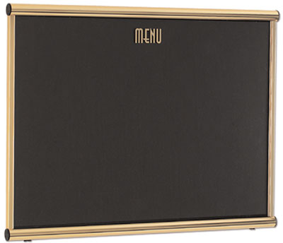 368 x 256 premium poster frame polished gold