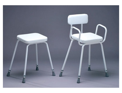 shower stool height adjustable stool