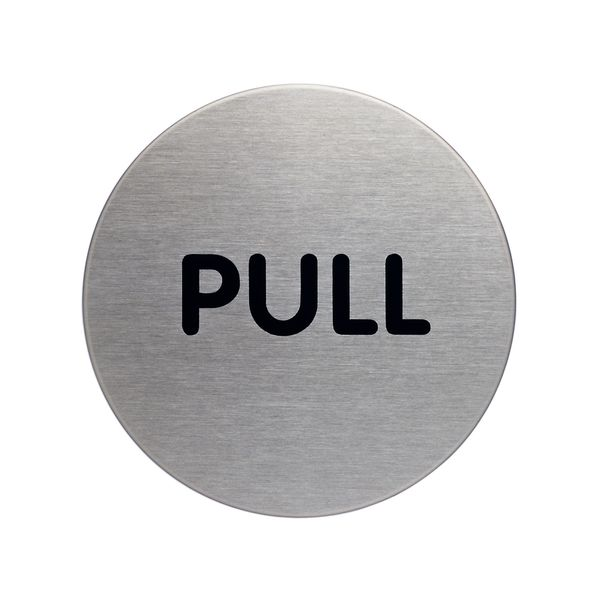 picto door sign pull