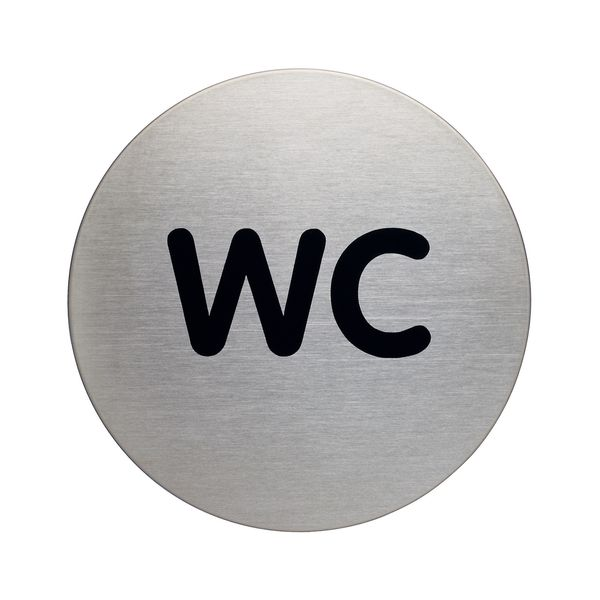 picto door sign wc
