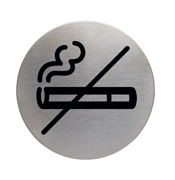 picto door sign no smoking