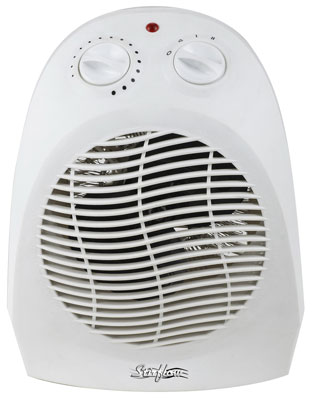 electrical fan heater