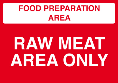 210 x 148 mm (a5) raw meat area only