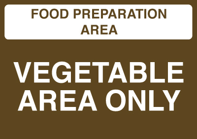 210 x 148 mm (a5) vegetable area only
