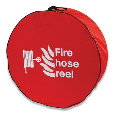 fire hose reel cover 580 x 250 mm