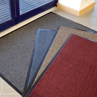 economy entrance black / brown 0.6m x 0.9 metre.6 x .9m