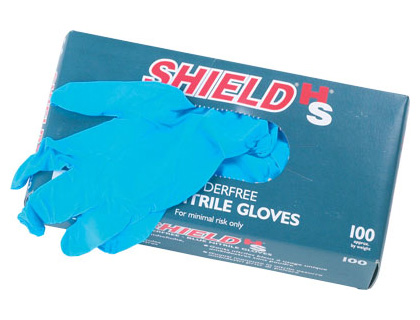 large disposable latex free nitrile