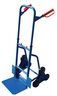 telescopic foldable stairclimber