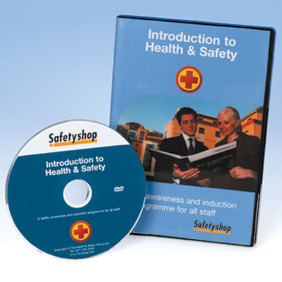 introduction to health & safety DVD