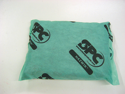 spill pillows chemical pack16