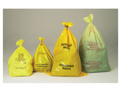 heavy-duty un clinical waste bags
