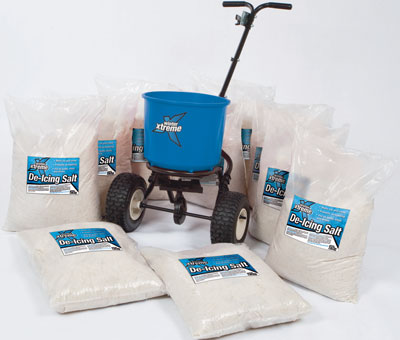 salt spreader kit