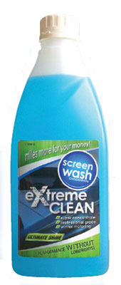 vehicle screenwash 1 litre