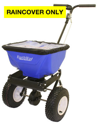 raincover 30kg broadcast spreader