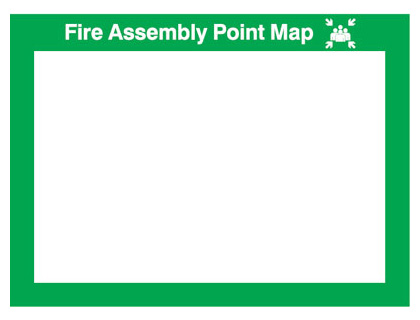 update fire action sign