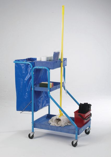 1040 x 450 x 100 mm0 Cleaner Inchs Trolley Cleaning Equipment