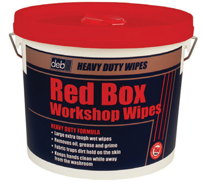 tufenega red box workshop wipes