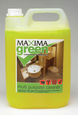 maximo green multi-puropse cleaner