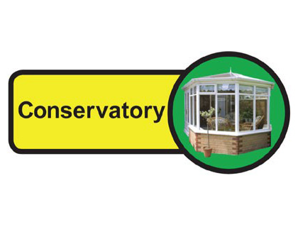 210 x 480 mm conservatory