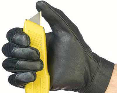 UK PPE signs - workwear plus gloves XL