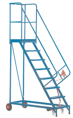 Step ladders - 5 step heavy duty saftety steps