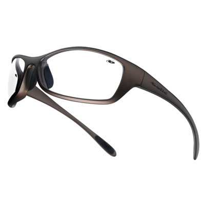 spider safety spectacles clear lens