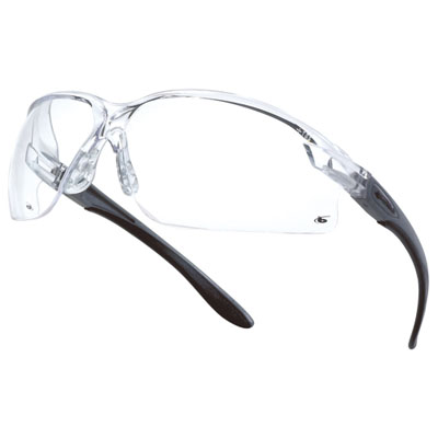 axis safety spectacle clear lens