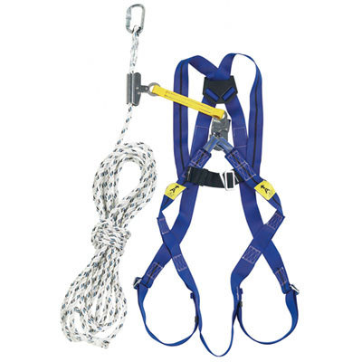 roofers fall arrest kit 10 metre