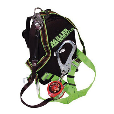 fall protection backpack kit