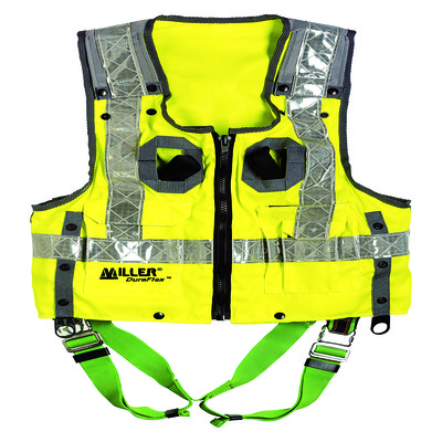 hi vis vest harness ml