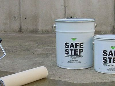 5 litre safe step preparation non-metal