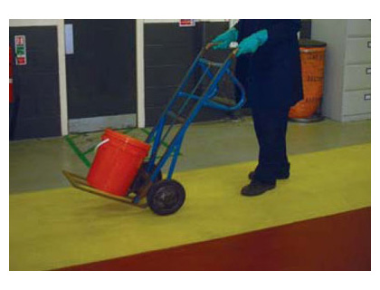 Anti-slip 500 sf floor coating gry 5 litre