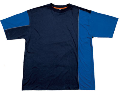 PPE Workwear clothing - Working t-shirt x large black grey