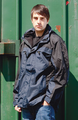 3-in 1 parka jacket L Large