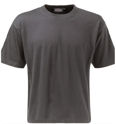 PPE Workwear clothing - T-shirt grey size S