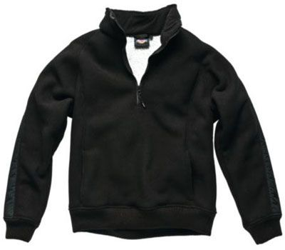 PPE Workwear clothing - Eisenhower fleece pullover black L