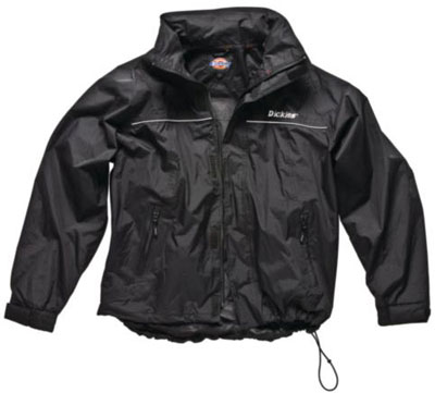 PPE Workwear clothing - Exmoor windcheater suit black L