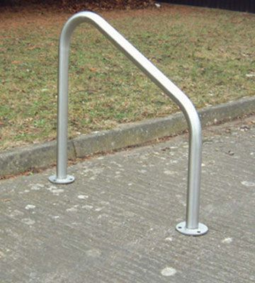 Frankton bicycle stand galvanised
