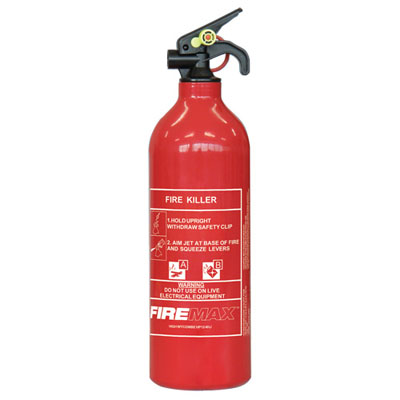 Compact fire extinguisher 0.75 litre