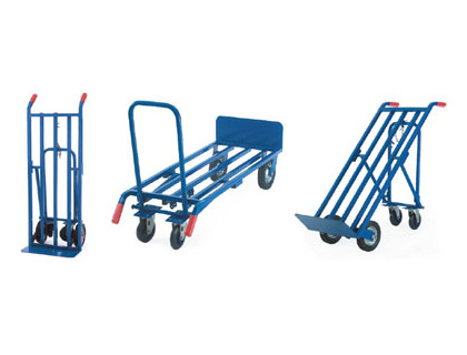Universal trolley sack truck