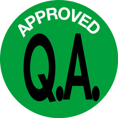 30 x 30 qa approved