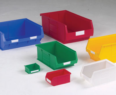 125 x 200 x 355 eco storage bin pack 10