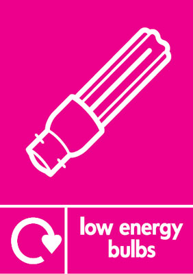 297 x 210 mm low energy bulbs