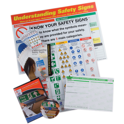 Safety signs (employer) value kit